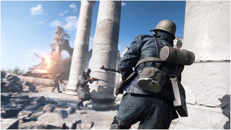 《战地5》第二款免费DLC即将上线 TTD将改进