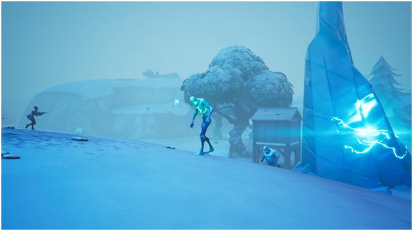 堡垒之夜冰风暴模式优化 冰邪魔刷新率调整